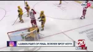 Jimmy Howard makes third All-Star Game, Dylan Larkin in final vote [Video]