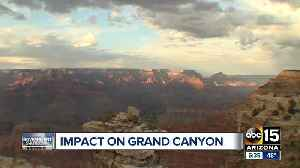 Steps being taken to protect Grand Canyon during government shutdown [Video]