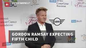Gordon Ramsay Is Going For Number 5 [Video]