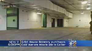 Pittsburgh Brewery Purchases Former Cold War Missile Site As Production Facility [Video]