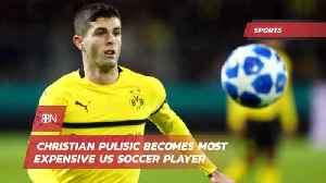 The Highest Paid American Soccer Player Is... [Video]