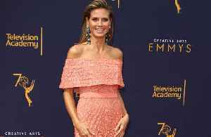 News video: Heidi Klum 'believes' in marriage