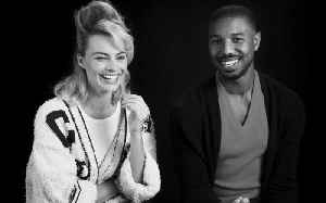 Margot Robbie and Michael B. Jordan Are Each Other's Movie Crushes [Video]