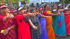 Protests Paralyze India After Women Defy Temple Ban [Video]