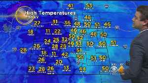 Warming Trend Continues... [Video]