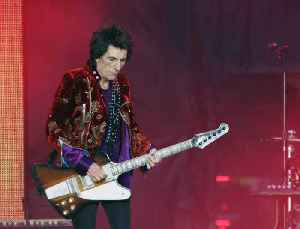 Ronnie Wood won't allow hair to go grey [Video]