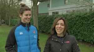 Hunter: Exciting times for England Women [Video]