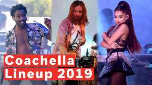 2019 Coachella Lineup Announced [Video]