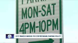 Buffalo Common Council and Mayor Brown agree to parking plan [Video]