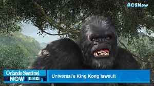Universal's Kong-death lawsuit over lack of Spanish warnings a sign of the times | Commentary [Video]