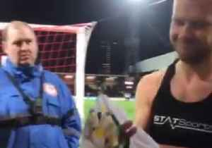 Norwich City's Jordan Rhodes Gives Shirt to 9-Year-Old Fan [Video]