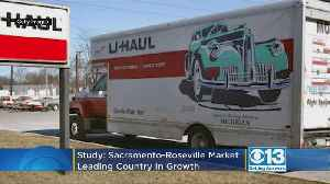 Sacramento/Roseville Area Tops U-Haul Growth Cities For 2018 [Video]