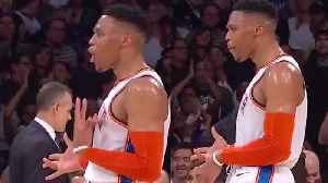 Russell Westbrook TROLLS Lance Stephenson After Lakers Fans BOO Paul George [Video]