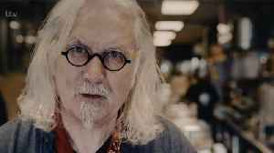 News video: Billy Connolly Talks About Approaching Death In New BBC Documentary Series