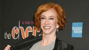 Kathy Griffin Reveals On Twitter Mom Maggie Has Dementia [Video]