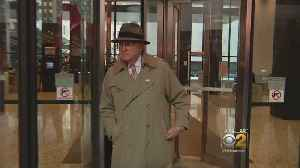 Ald. Edward Burke Charged With Trying To Shake Down Restaurant Owner [Video]