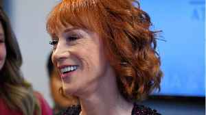 Kathy Griffin Says Mother Maggie Has Dementia [Video]