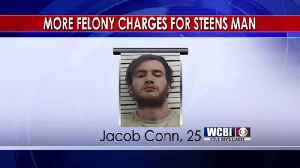More Felony Charges in Holiday Crime Spree - 1/3/18 [Video]