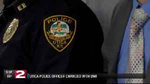 UPD Officer charged with DWI [Video]
