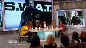 The Talk - Shemar Moore on 'S.W.A.T.' School Shooting Episode: 'you're going to be touched' [Video]