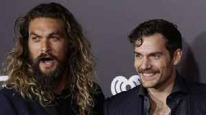 Henry Cavill Post Hilarious Shout Out To Jason Momoa For Aquaman Success [Video]