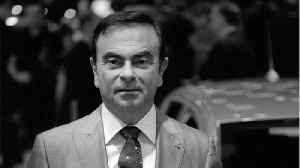 Nissan's Ghosn To Make First Public Appearance Since Arrest Seven Weeks Ago [Video]