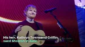 Ed Sheeran to Face Trial Over Claim He Copied Marvin Gaye [Video]