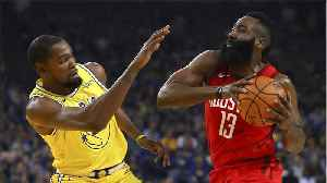 Harden Leads Houston Passed Golden State [Video]