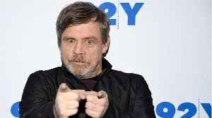 Mark Hamill Teases 'Star Wars' Fan Of KNowing Everything About The Upcoming Film [Video]