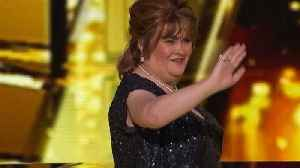 Simon Cowell on Why Susan Boyle Is the Perfect 'America's Got Talent: The Champions' Contestant [Video]