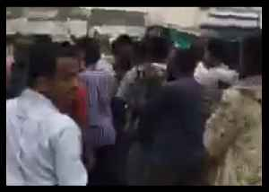 Protesters in Port Sudan March on Ruling Party Headquarters [Video]
