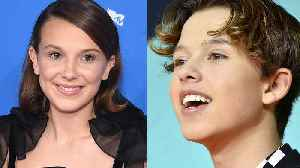 MIllie Bobby Brown And Jacob Sartorius BACK TOGETHER! [Video]