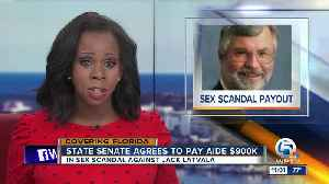 Florida Senate agrees to pay aide $900K in sex scandal [Video]