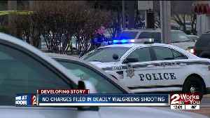 Former Walgreens employee won't be charged in shooting customer [Video]