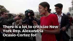 Media Berates Conservatives Over Attack on Ocasio-Cortez That Never Happened [Video]