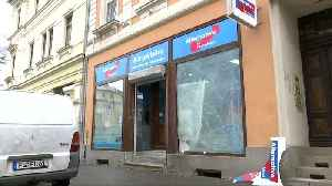 Blast hits office of German far-right AfD in Saxony [Video]