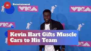 You Get A Car, You Get A Car, But This Time From Kevin Hart [Video]