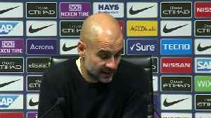 Guardiola relieved at winning City's 'final' against Liverpool [Video]