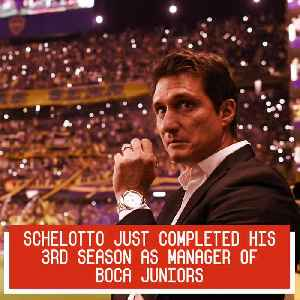 Schelotto Moves To Galaxy [Video]