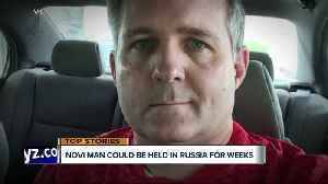 Novi man charged with espionage could be held in Russia for weeks [Video]