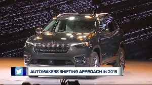 How automakers are shifting their approach in 2019 [Video]