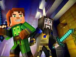 Minecraft: Story Mode: Video Review [Video]