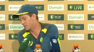 Aussie skipper Paine answers journalist's phone during press conference [Video]