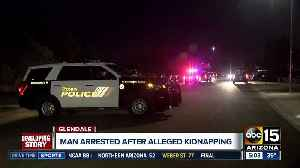 Man arrested after alleged kidnapping [Video]