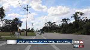 Joel Boulevard reconstruction project shelved for now [Video]