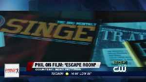 'Escape Room' makes you wish you hadn't wandered into the theater [Video]