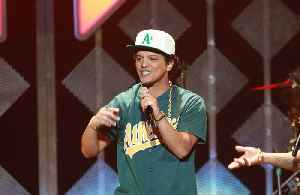 Bruno Mars drops $500k on watches for his band [Video]
