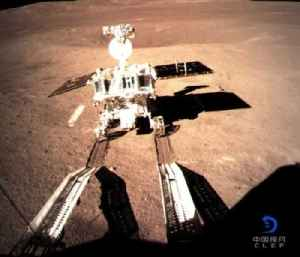 China Lands a Vehicle on the Far Side of the Moon [Video]
