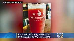 Pittsburgh Area Brewery Named One Of Nation's 'Best Breweries In 2019' [Video]