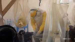 A Swedish Hospital May Be Treating an Ebola Patient [Video]